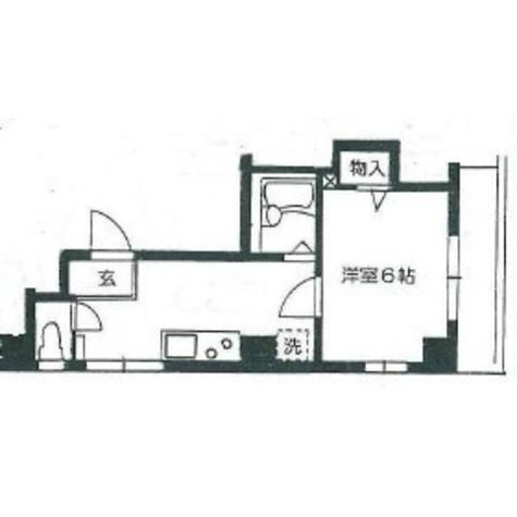 プチ・メゾン・ユルー / 3階 部屋画像1