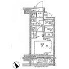 サンシティ月島アヴァンツァーレ / 803 部屋画像1