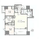 インプレストタワー芝浦エアレジデンス / 501 部屋画像1