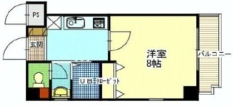 シャトレ東山 / 3階 部屋画像1
