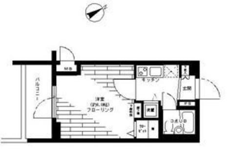 ステージファースト青山 / 1階 部屋画像1