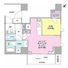 ルフォン白金台ザ・タワーレジデンス / 2階 部屋画像1