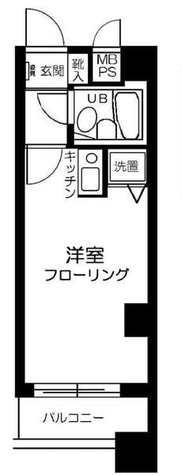 ライオンズマンション目黒不動前 / 2階 部屋画像1