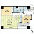 グランスイート麻布台ヒルトップタワー / 1701 部屋画像1