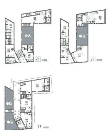 コミチテラス大岡山 / 2階 部屋画像1
