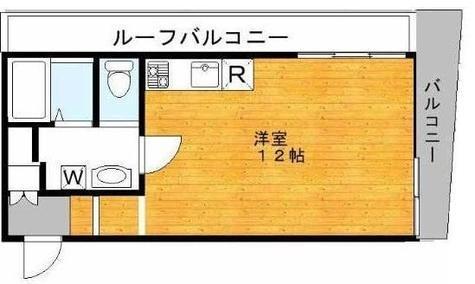Iida Annex Ⅷ~ イイダアネックス8~ / 4階 部屋画像1