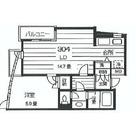 洗足池パークハウス (上池台2) / 304 部屋画像1