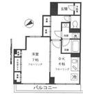 クレール目黒 / 407 部屋画像1