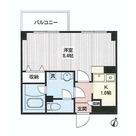 ルボラパン行人坂 / 2階 部屋画像1