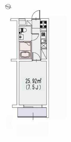 最上階402号室