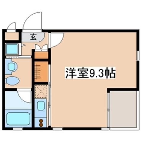 アリコート目黒 / 2階 部屋画像1