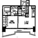 グレンパークG-WEST / 605 部屋画像1
