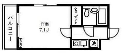 代々木公園 4分マンション / 1F 部屋画像1