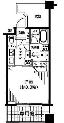 ヒルレジデンス大崎 / 410 部屋画像1