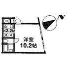 DUO COURT大井(デュオコート大井) / 203 部屋画像1