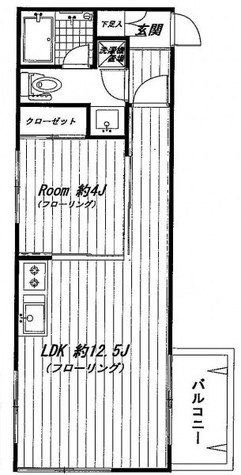MUSASIKOYAMA POINT(武蔵小山ポイント) / 4階 部屋画像1