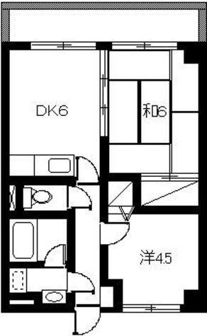 パークアベニュー / 401 部屋画像1