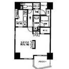 グレンパークG-WEST / 1501 部屋画像1