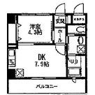 Amistad Y&Y(アミスタワイアンドワイ) / 202 部屋画像1