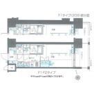 ZOOM品川南(ズーム品川南) / 208 部屋画像1