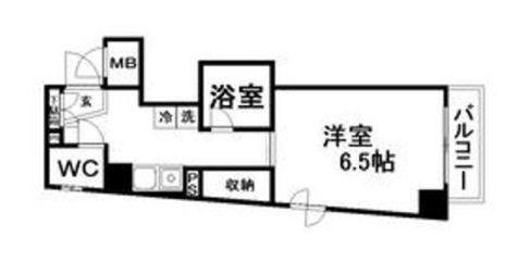 パークウェル目黒本町 / 1階 部屋画像1