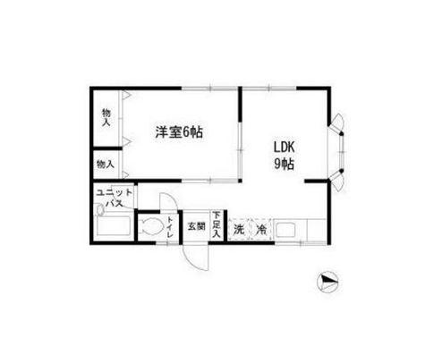 エステートピア福石 / 2階 部屋画像1