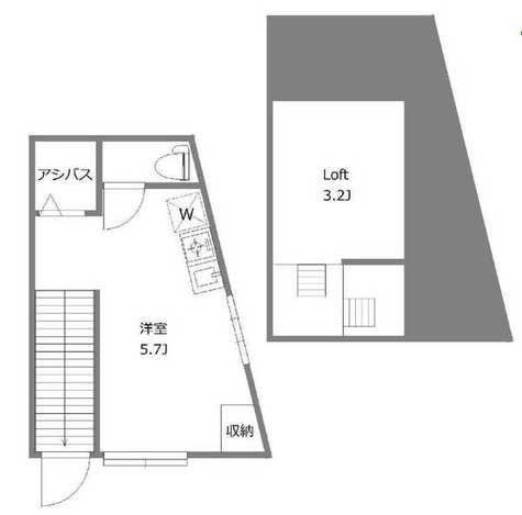 アーバンプレイス目黒 / 201 部屋画像1