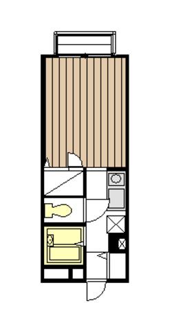 パークヴィレッジ大倉山 / 107 部屋画像1