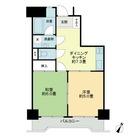 ライオンズマンション北品川 / 702 部屋画像1