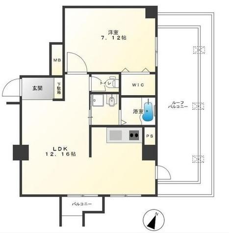 カーサフォーラム / 5階 部屋画像1