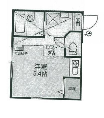 アイ・メゾン南太田 / 103 部屋画像1