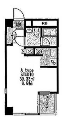 スイートワンコート / 3階 部屋画像1