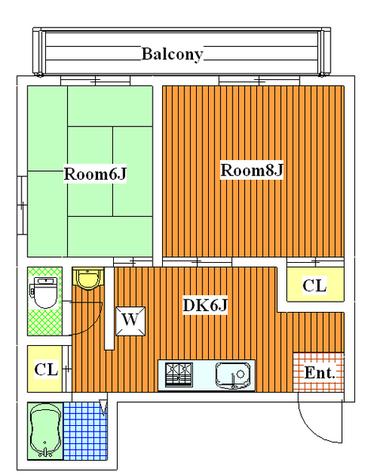 ASK / 302 部屋画像1