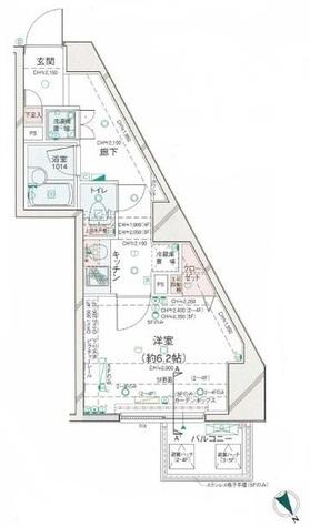 コンシェリア高井戸東 / 3階 部屋画像1