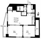 モナーク大井 / 2階 部屋画像1