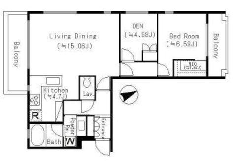 M FLATS(エムフラッツ) / 2階 部屋画像1
