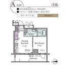 パークアクシス元浅草ステージ / 502 部屋画像1