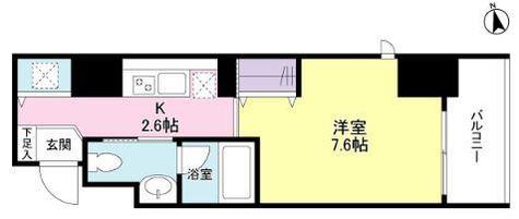 SONNEN HOF(ソネン ホーフ) / 9階 部屋画像1