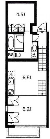 フレッグ自由が丘EL (緑が丘2) / 1階 部屋画像1