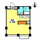 元住吉アートフラッツ / 206 部屋画像1
