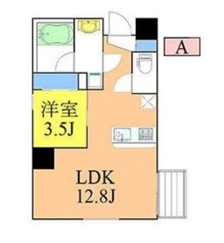 コルディア横濱サウス / 1階 部屋画像1
