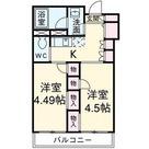 Togoshi 2 min Apartment / 213 部屋画像1