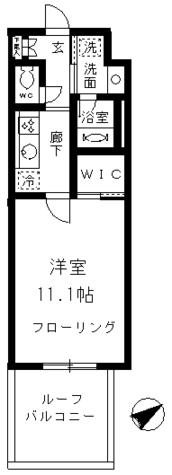 ベルドミール目黒 / 2階 部屋画像1