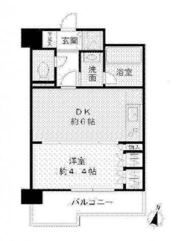 プリヴェール目黒行人坂 / 403 部屋画像1
