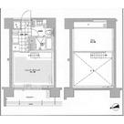 プライムアーバン芝浦LOFT(旧アーバンステージ芝浦LOFT・Cove Shibaura LOFT) / 1103 部屋画像1