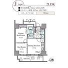 パークアクシス元浅草ステージ / 1604 部屋画像1