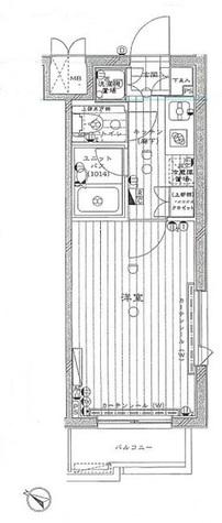 ルーブル新宿西落合七番館 / 4階 部屋画像1