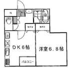 アディレーク武蔵小山 / 402 部屋画像1