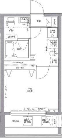 リクレイシア西横浜 / 902 部屋画像1