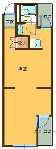 タウンハウス東麻布 / 301 部屋画像1